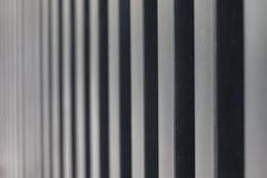Загородка металла Стоковая Фотография RF
