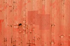 Загородка металла Grunge стоковые фото