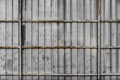 Загородка металлического листа Стоковые Изображения RF