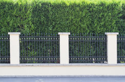 Загородка дома стоковые фото