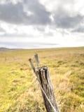 Загородка острова пасхи Стоковые Фотографии RF