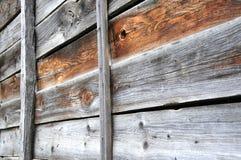 Загородка от старых доск Стоковое Изображение