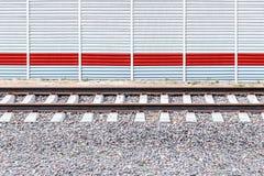 Загородка предохранения от шума Стоковое фото RF