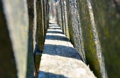 Загородка путь жизни Стоковые Фото