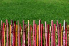 Загородка сада Стоковые Изображения RF
