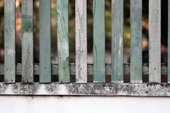загородка старая Стоковое Изображение RF