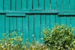 загородка старая Стоковые Фотографии RF