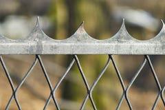 загородка старая Стоковое Фото
