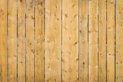 Загородка текстуры предпосылки деревянная Стоковые Фотографии RF