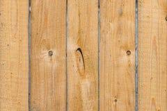 Загородка текстуры предпосылки деревянная Стоковая Фотография