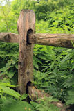 Загородка частной собственности Стоковое Изображение RF