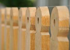 загородка деревянная Стоковая Фотография RF