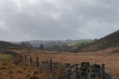 Загородка Dartmoor Стоковое Фото