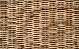 Загородка Wicker стоковая фотография rf