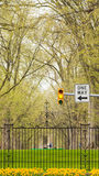 Загородки весны Стоковое Изображение RF