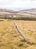 Загородки острова пасхи Стоковая Фотография
