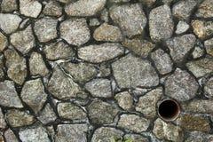 Загородки сделанные из каменных обоев предпосылки стоковые изображения
