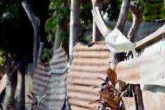 Загородки Филиппин стоковая фотография