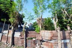Загородки Филиппин стоковое изображение rf
