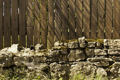 загородки Стоковое Изображение