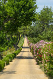 Загородный дом около Монпелье Стоковое Изображение RF