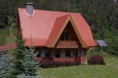 Загородный дом стоковые изображения rf