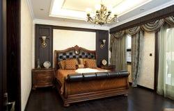 Заграждение кровати Стоковое Изображение