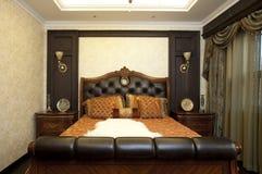 Заграждение кровати Стоковое Фото
