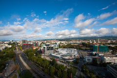 Загреб, Хорватия Стоковая Фотография RF