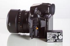 28 05 2017, Загреб, ХОРВАТИЯ: Fujifilm GFX 50S, 51 megapixels, Стоковая Фотография