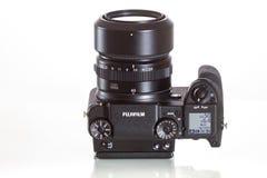 28 05 2017, Загреб, ХОРВАТИЯ: Fujifilm GFX 50S, 51 megapixels, Стоковые Изображения