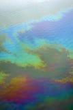 Загрязнение воды в Китае стоковое изображение rf