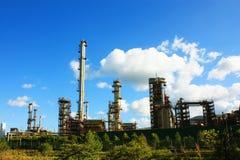 Загрязнение индустрии Стоковое Фото
