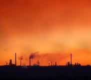 загрязнение окружающей среды Стоковая Фотография