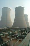 загрязнение печной трубы воздуха treatmen отработанная вода Стоковые Фото