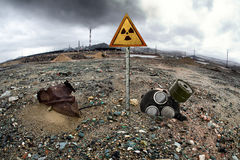 Загрязнение экологичности Стоковое Изображение