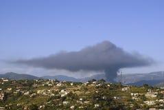 загрязнение Стоковые Изображения