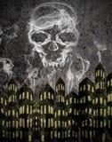 Загрязнение иллюстрация штока