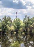Загрязнять воздух Стоковое Изображение RF