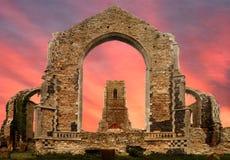 Загубленная церковь Стоковое Фото