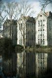 Загубленная школа, Caldas da Rainha, Португалия Стоковое Изображение