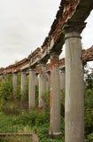 Загубленное имущество Gorenki outbuilding стоковые изображения rf