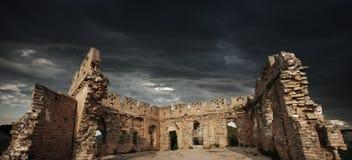 Загубленная Великая Китайская Стена Стоковые Фото
