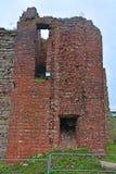 Загубленная колокольня в крепости Oreshek около Shlisselburg, России Стоковое Фото