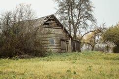 загубленная старая дома Стоковые Фото
