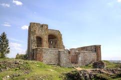 Загубленная церковь аннунциации на крепости Рюрика Стоковые Изображения RF