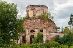 Загубленная церковь святого virgin Стоковые Фото