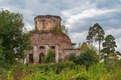 Загубленная церковь святого virgin & x28; 1825-1836& x29; Стоковые Фотографии RF