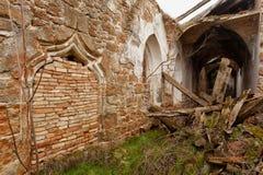 Загубленная церковь Стоковые Изображения RF