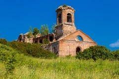 Загубленная церковь Стоковые Фото